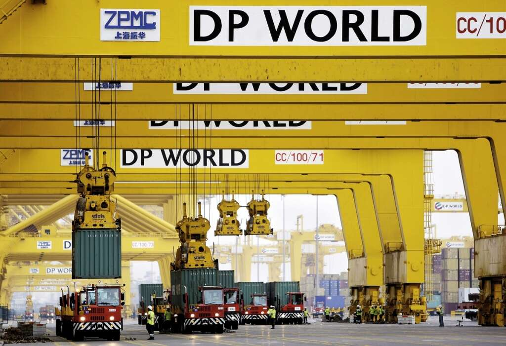 Not informed of anti-competitive practices charge in India: DP World