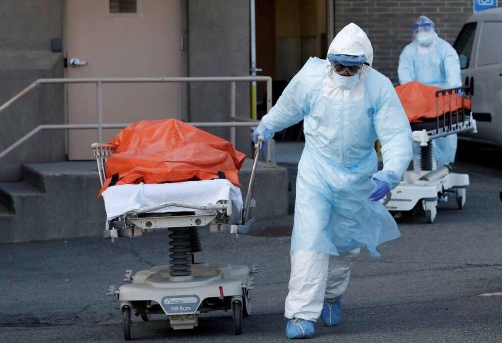 US tops, 3 million, known infections, coronavirus, surges