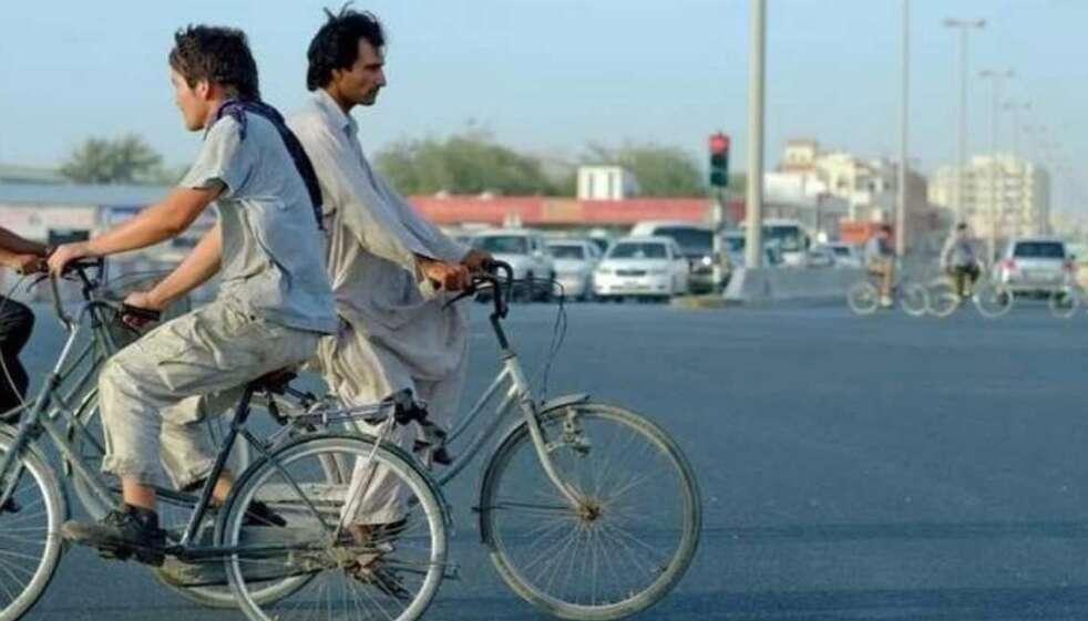 Cyclist dies as speeding truck runs him over in UAE
