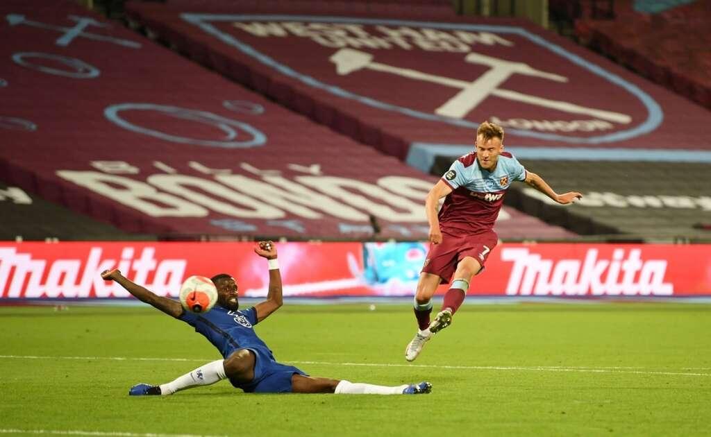 Frank Lampard, Chelsea, West Ham, defeat, 3-2, Premier League, London Stadium
