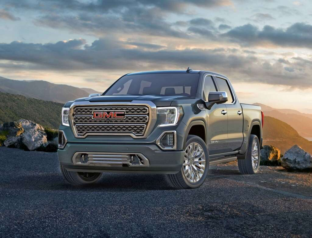 GMC Sierra Denali: All you need to know