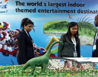 Dubai ready to take on Disney World