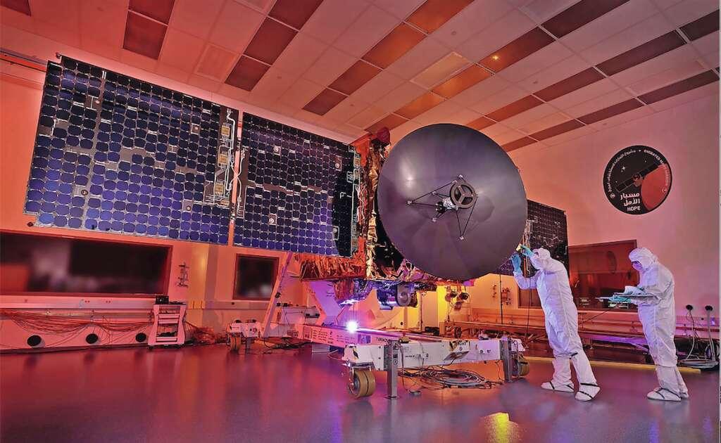 Hope Probe, Mars, space mission, UAE, Sarah bint Yousif Al Amiri
