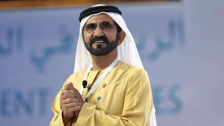 Image result for Shaikh Mohammed bin Rashid al Maktoum
