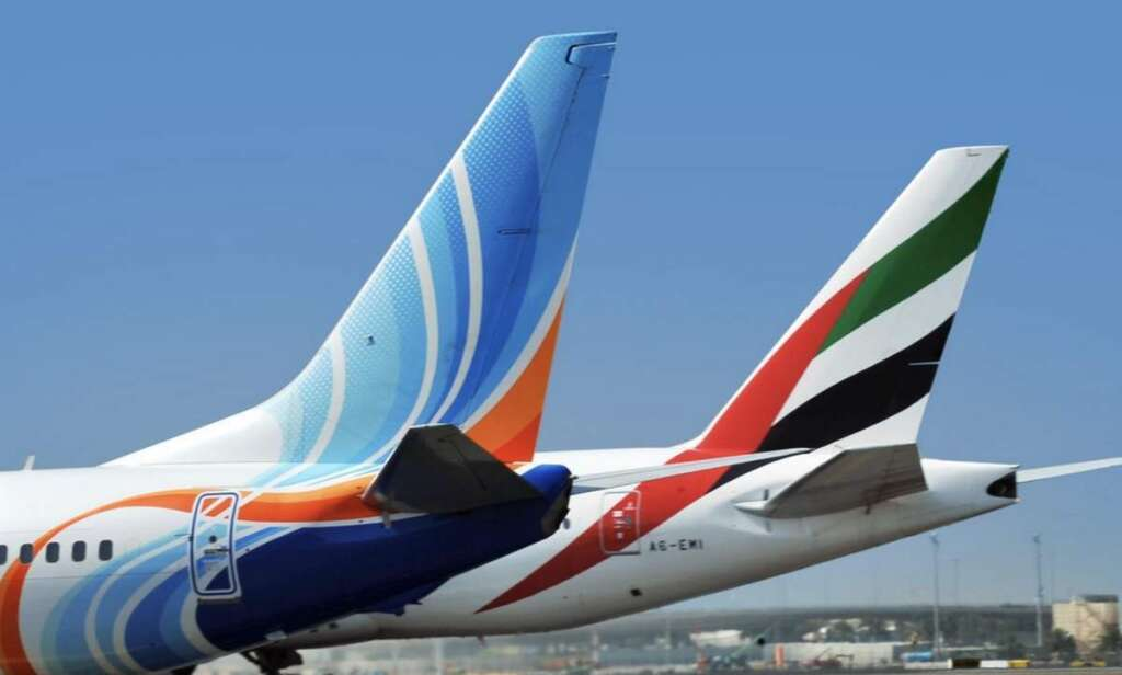 Emirates to reduce flights, FlyDubai to partially shift operations to DWC during DXB runway maintenance