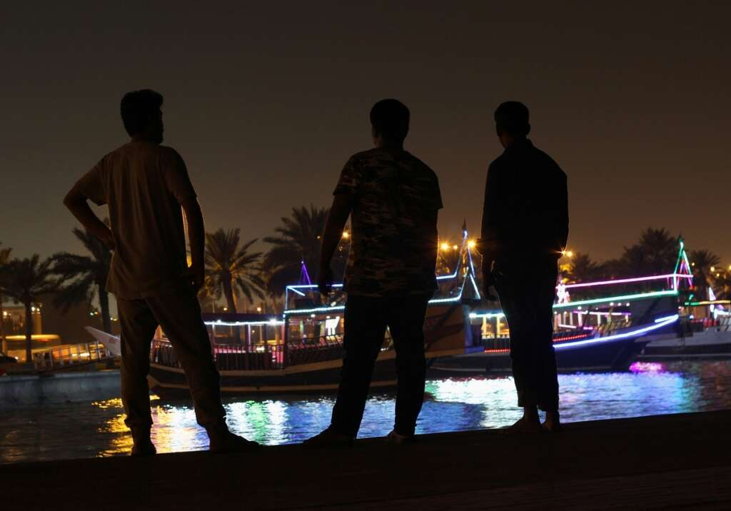 No more jobs in Qatar': Migrant workers on Gulf crisis