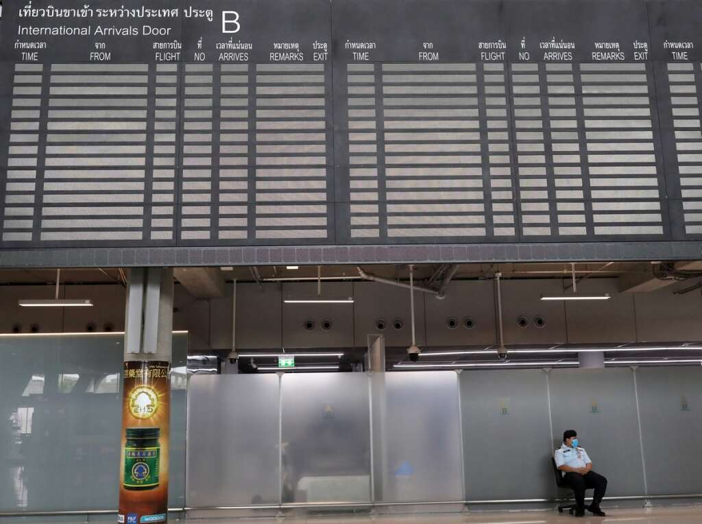 covid-19, coronavirus, Airports Council International, IATA, International Air Transport Association