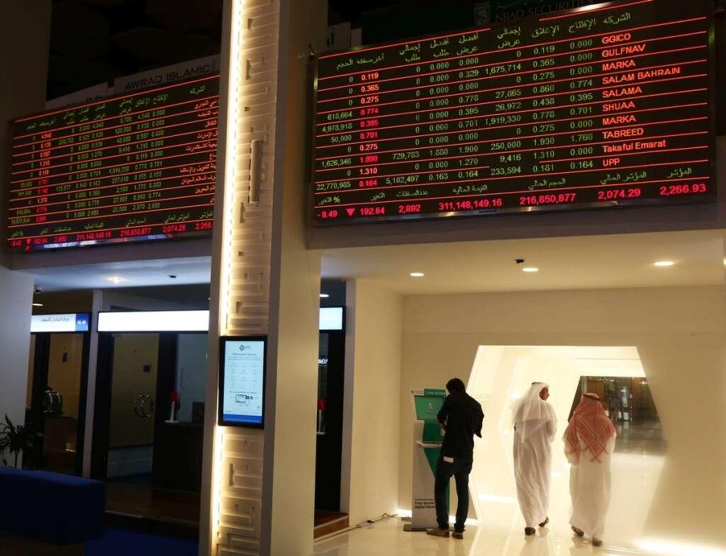 stock market, abu dhabi, dubai, stock exchange, covid-19, coronavirus