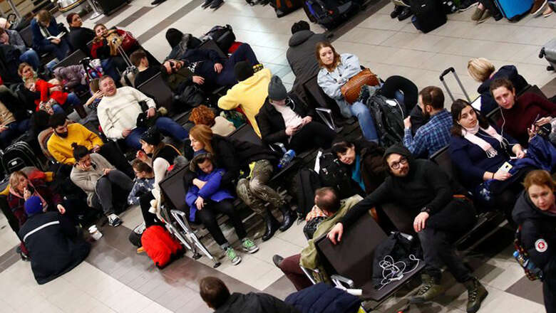 Expats stranded at UAE airports as Pakistan airspace shuts
