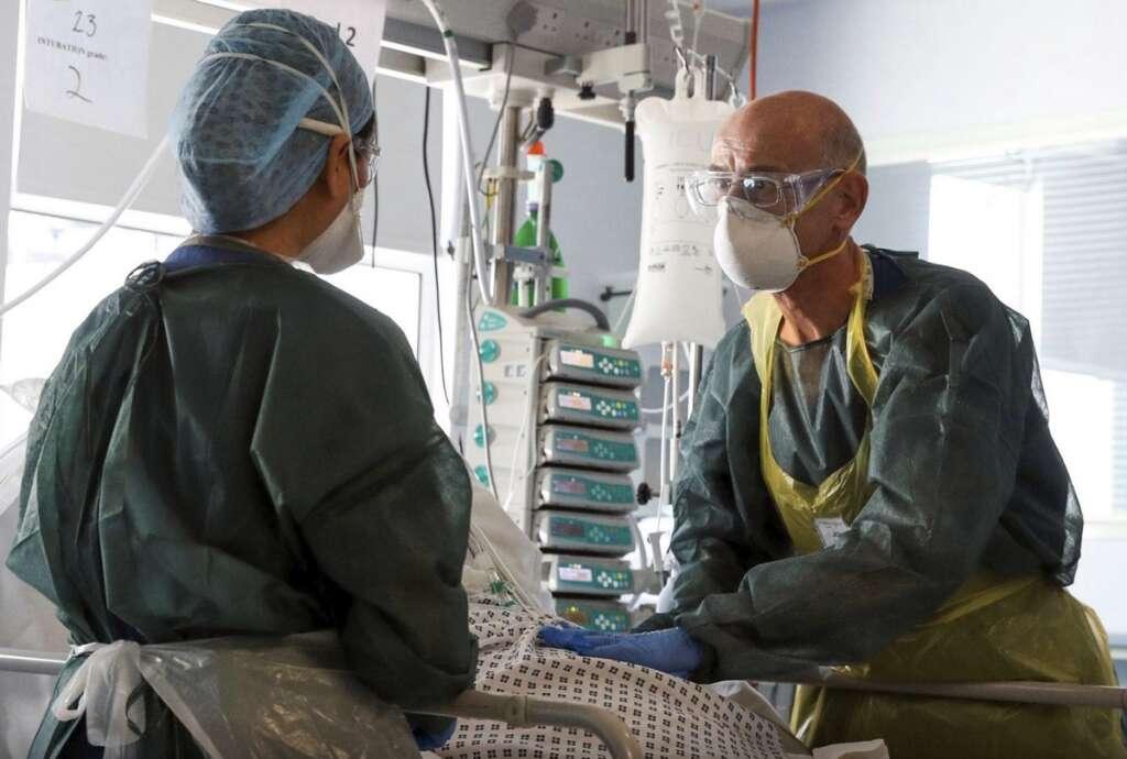 Covid-19 patients, Researchers