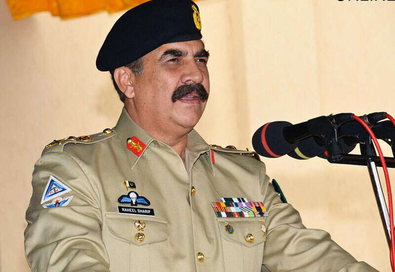 Pak army chiefs remarks: Senate chief proposes joint session