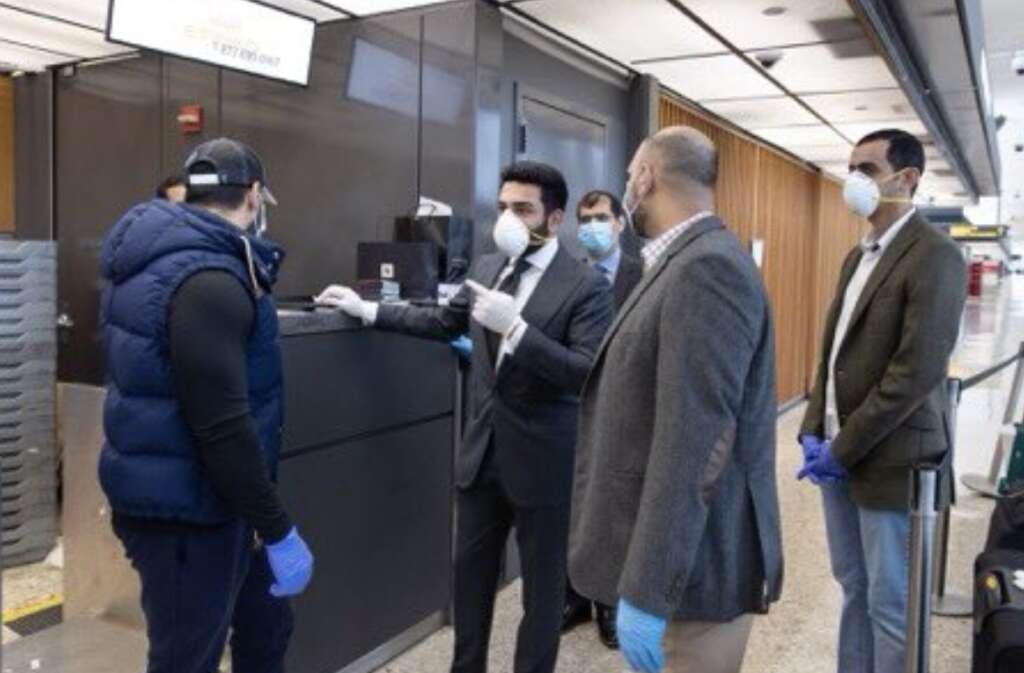 Covid-19, Coronavirus, UAE, Emiratis, evacuated, US, special flight