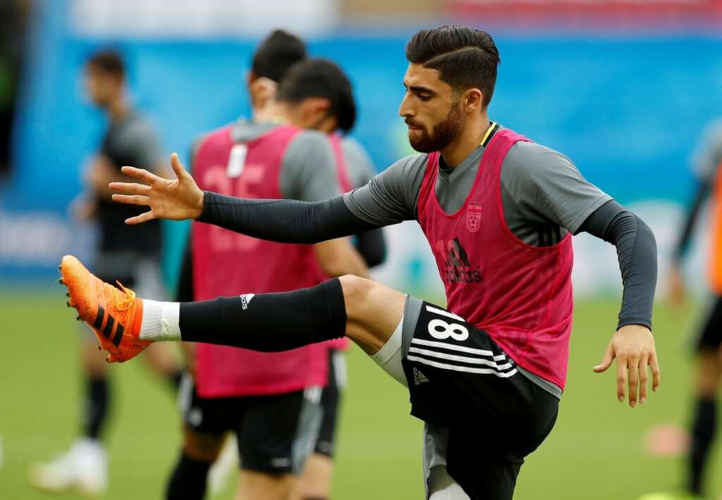 114a292ce Premier League star may miss Iran s Asian Cup opening game - Khaleej ...