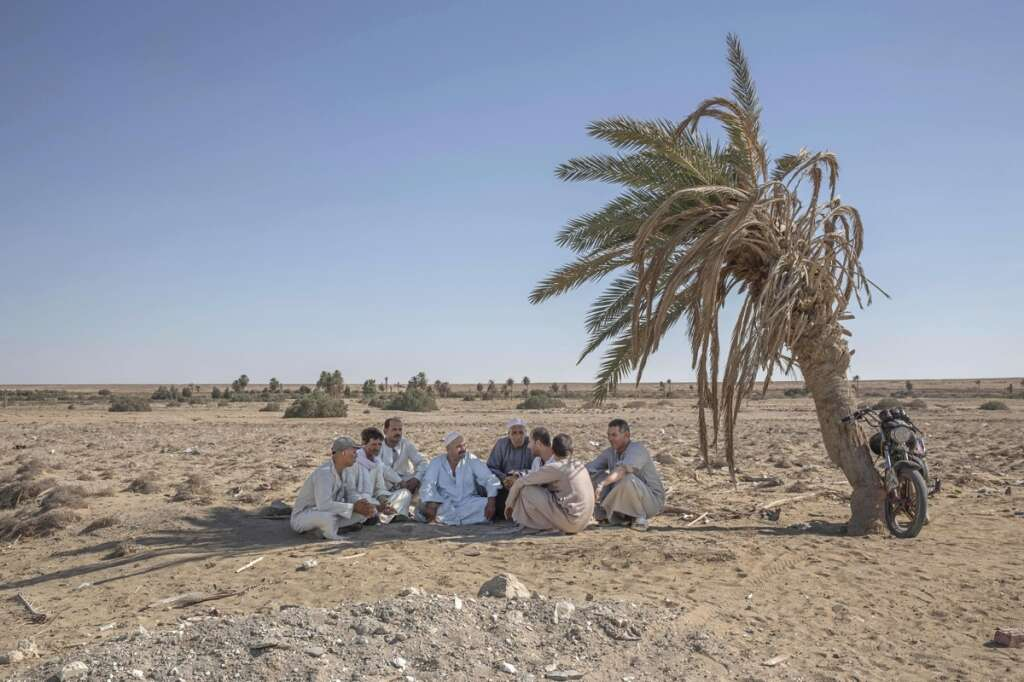 Egypt, water, impact of dam