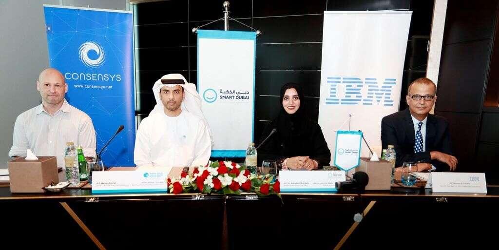 Dubai picks IBM, Consensys to kick off blockchain project