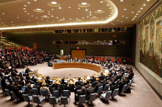 Palestinian resolution fails at UN Security Council