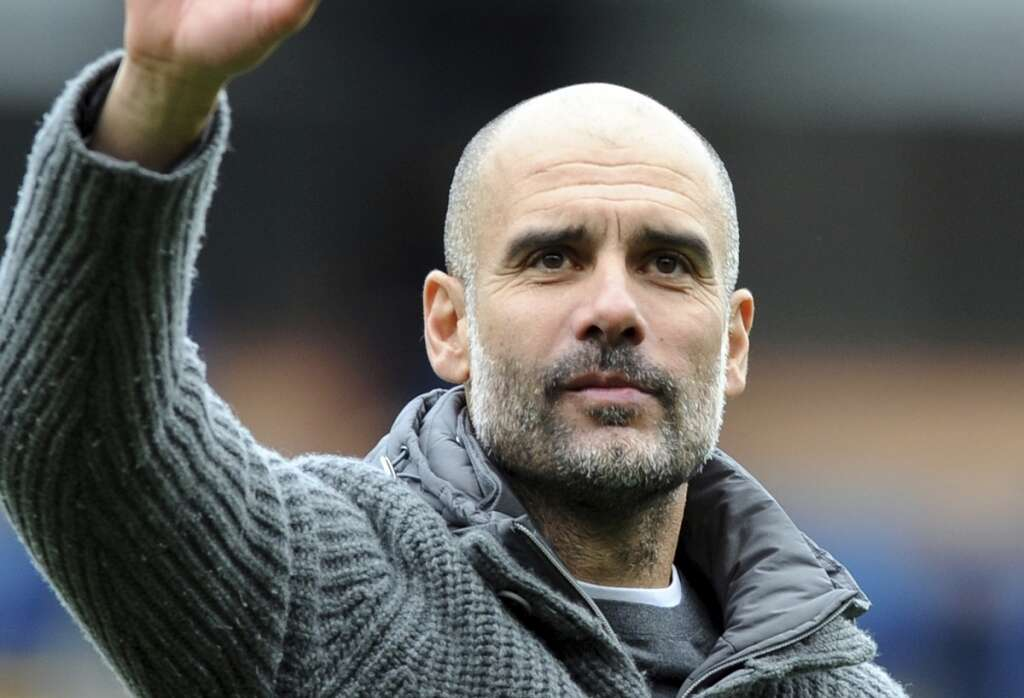 Guardiola hits out at unsustainable English schedule