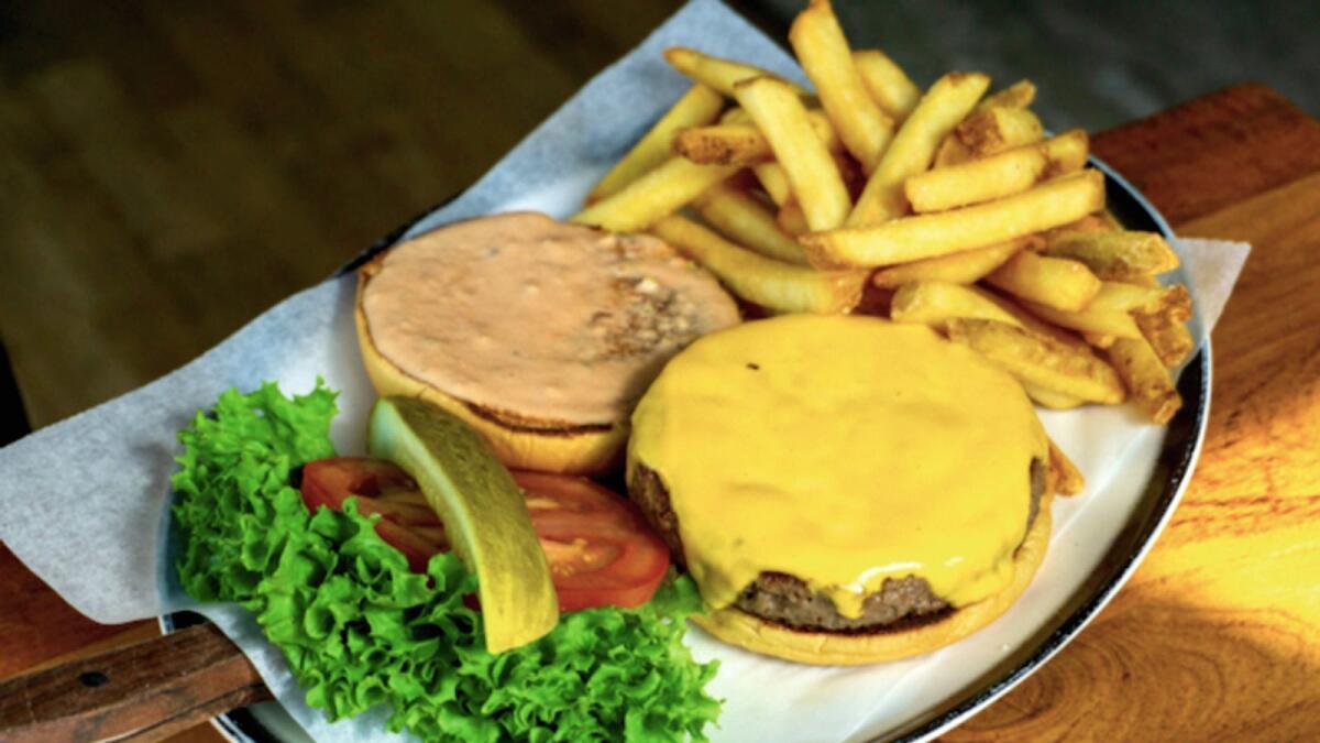 Top 6 vegan burgers to try in the UAE