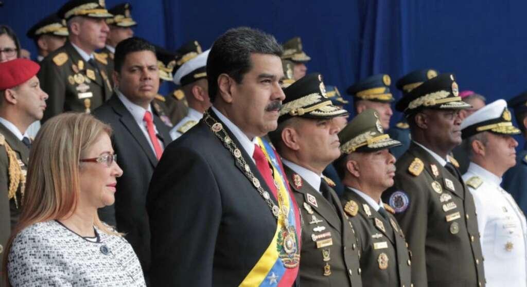 Video: Venezuelan President escapes drone assassination attempt