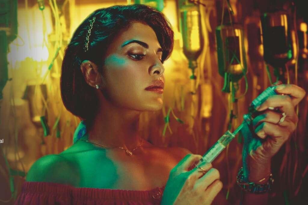 Mrs Serial Killer, Manoj Baypayee, Netlifx, Jacqueline Fernandez, Mohit Raina, Uttarakandh, murder mystery, film, Bollywood, series, review