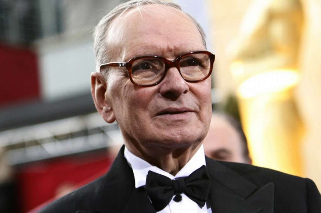Enrico Morricone, The Good, The Bad and The Ugly, Hollywood, Spaghetti Western, movie, composer, death, obituary