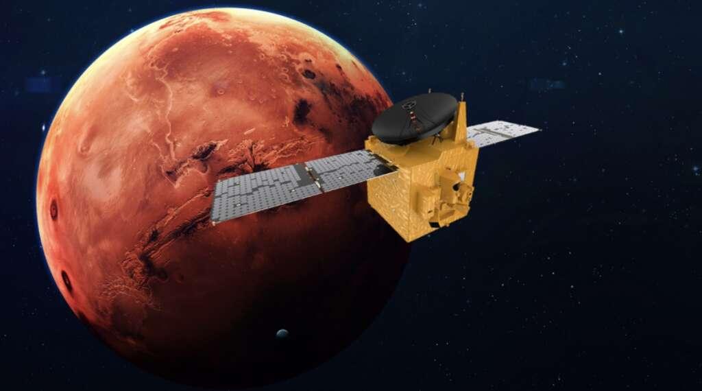 UAE, Mars probe, hope probe, emirates mars mission,