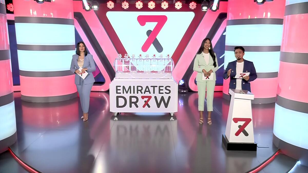 UAE: Winner of Dh77 million, largest grand prize in country's history, announced