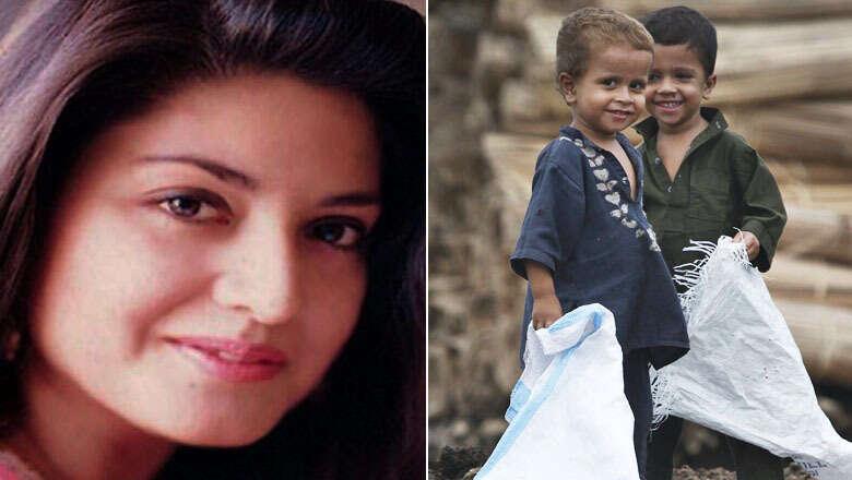 Pakistani pop star Nazia Hassans family to open school for street children