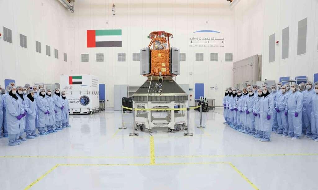 United Arab Emirates satellite crashed ile ilgili görsel sonucu