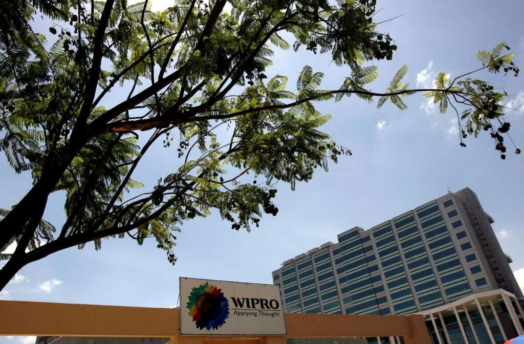 Indian software firm, Wipro's CEO, Neemuchwala