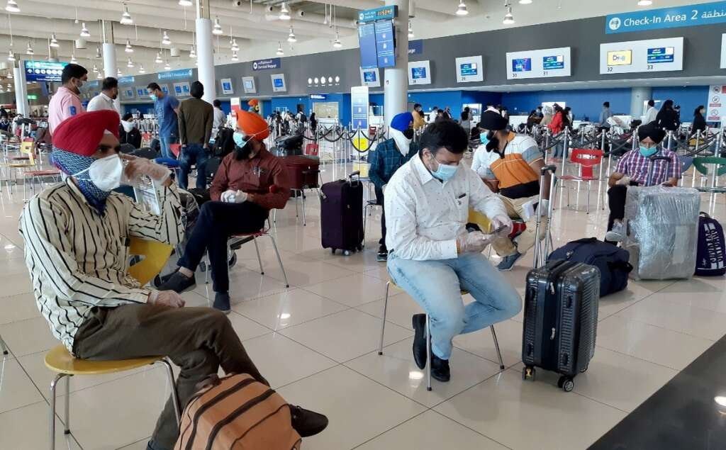 Combating coronavirus, covid19, Expats stranded, India, return, UAE, special, repatriation flights