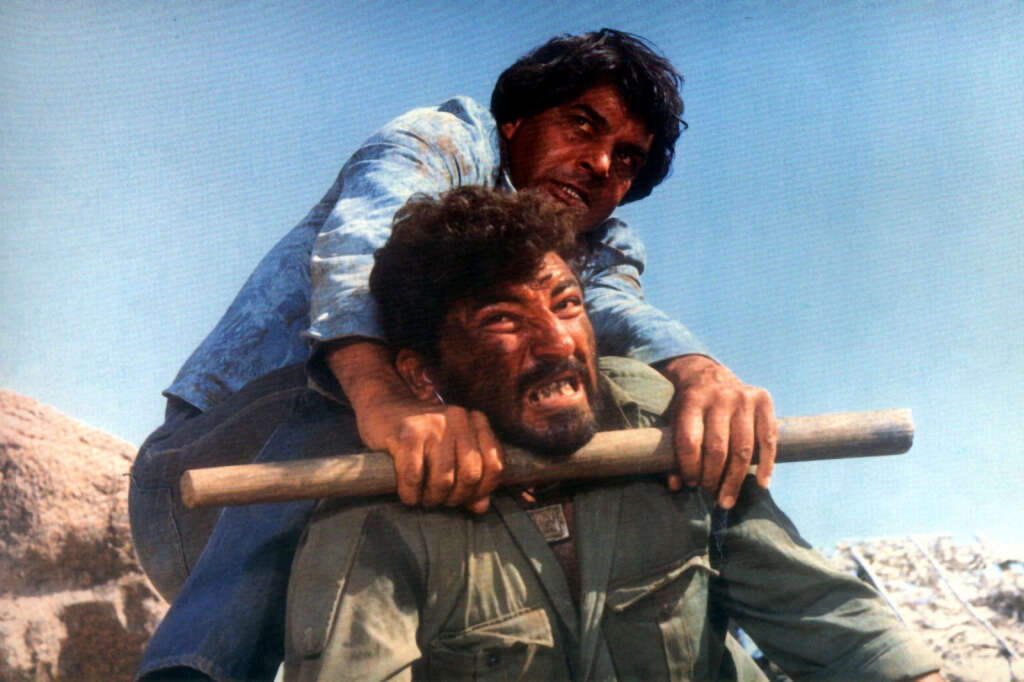 hindi movie sholay amitabh