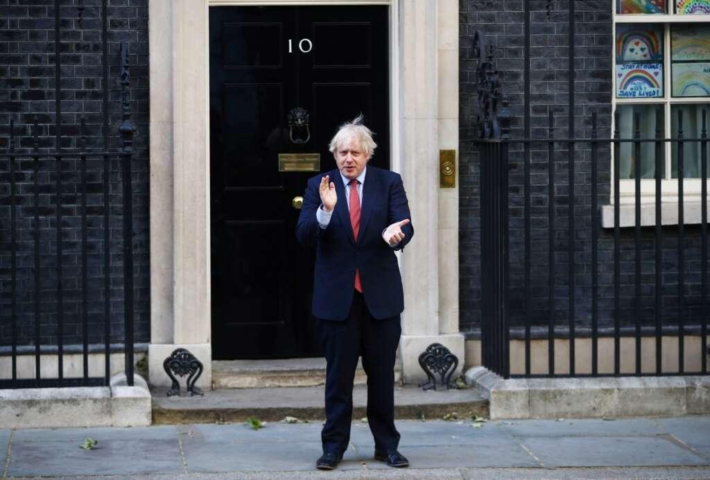 Coronavirus, lockdown, ease, Britain, Boris Johnson, Dominic Cummings