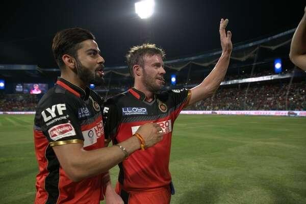 IPL: Twitterati shower praise on Superman AB. de Villiers