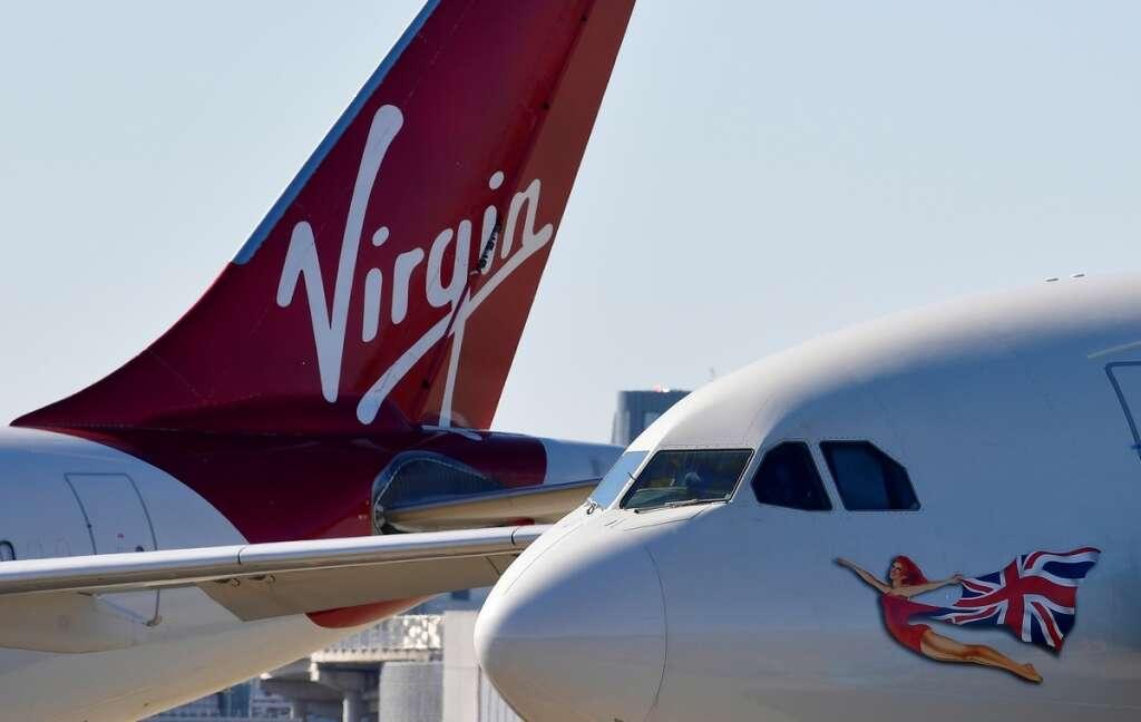virgin atlantic, start, flights, britain, pakistan, london, manchester