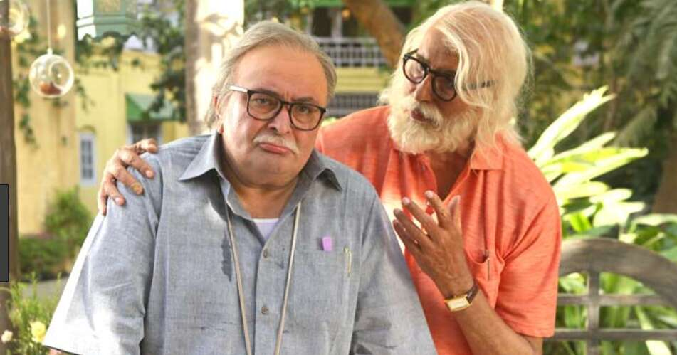 102 Not Out' review: Why this Amitabh Bachchan, Rishi Kapoor movie
