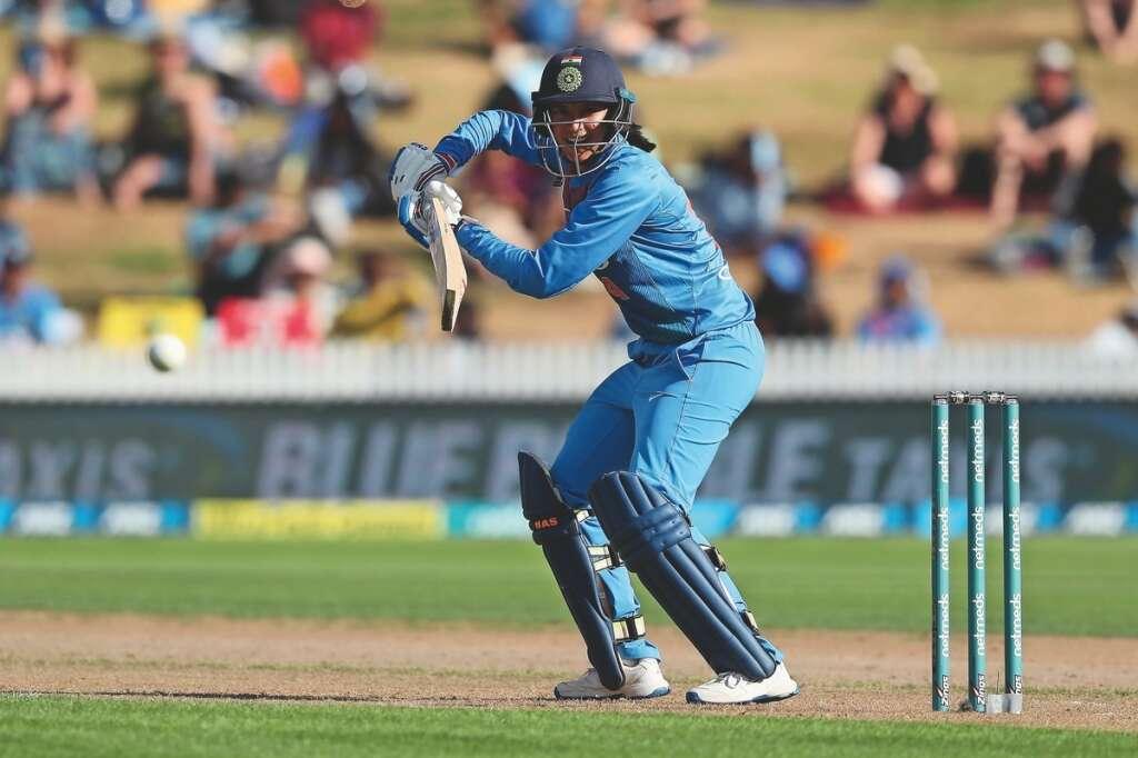 Indian women's team loses 3rd T20I despite Mandhana's 86, suffers 0-3 series whitewash