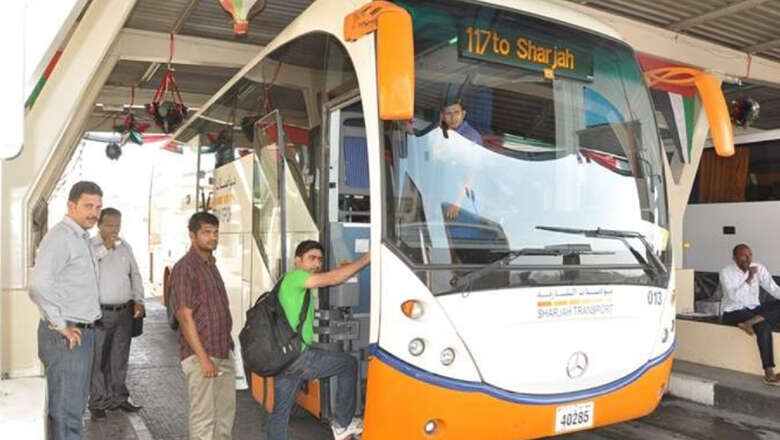 1,081 public buses to ply as Sharjah gears up for Eid rush