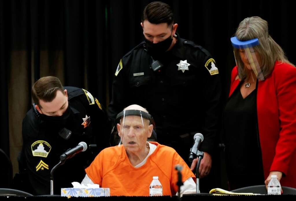 Former, policeman, US, Golden State Killer,Joseph James DeAngelo Jr., pleads, gu8lty, 13, murders, California, United States