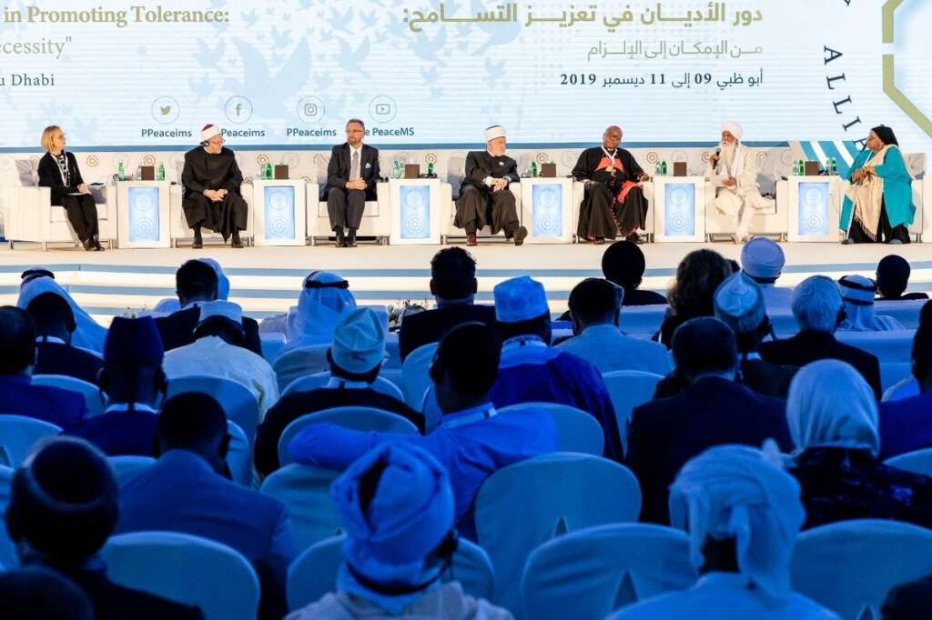 New Charter, Charter of the New Alliance of Virtue, peace, religious freedom, Promoting Peace in Muslim Societies