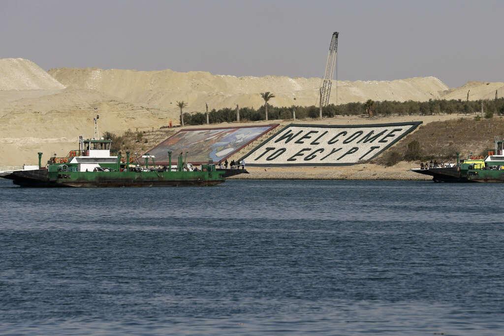 Suez Canal: A new beginning