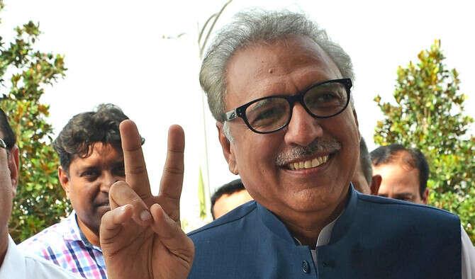 Pakistan president, dr arif alvi, smart, lockdown, prevented, coronavirus, spread