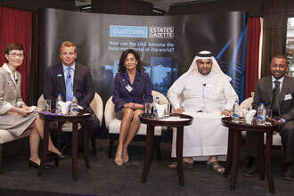 UAE has ability to be world's premier business capital