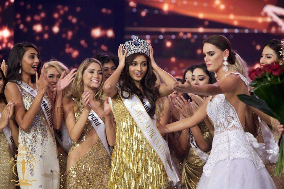 Indias Srinidhi Shetty bags Miss Supranational 2016 crown