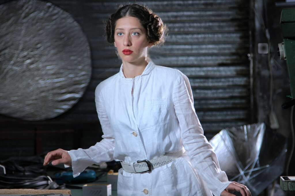 Meet The 23 Year Old Lebanese Blogger Who Is Princess Leia