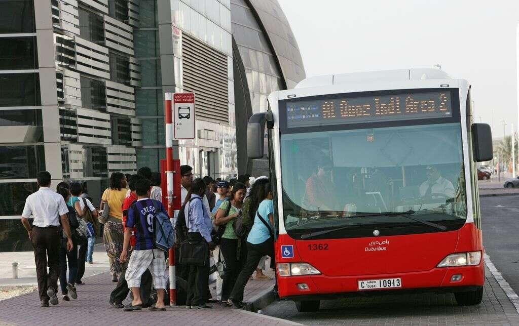 10 common mistakes commuters make in Dubai buses - News | Khaleej Times