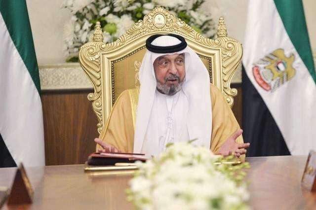 UAE, world leaders exchange Eid greetings