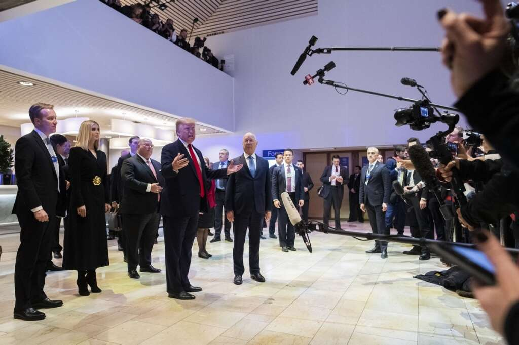 Dear Davos: A very expensive party as the world burns