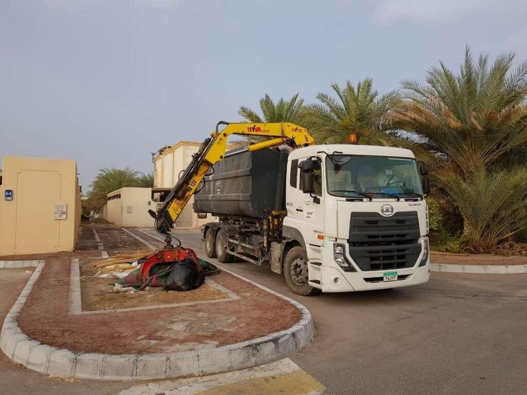 uae, abu dhabi, tadweer, waste management, coronavirus, covid-19, ramadan, Dr Salem Al Kaabi