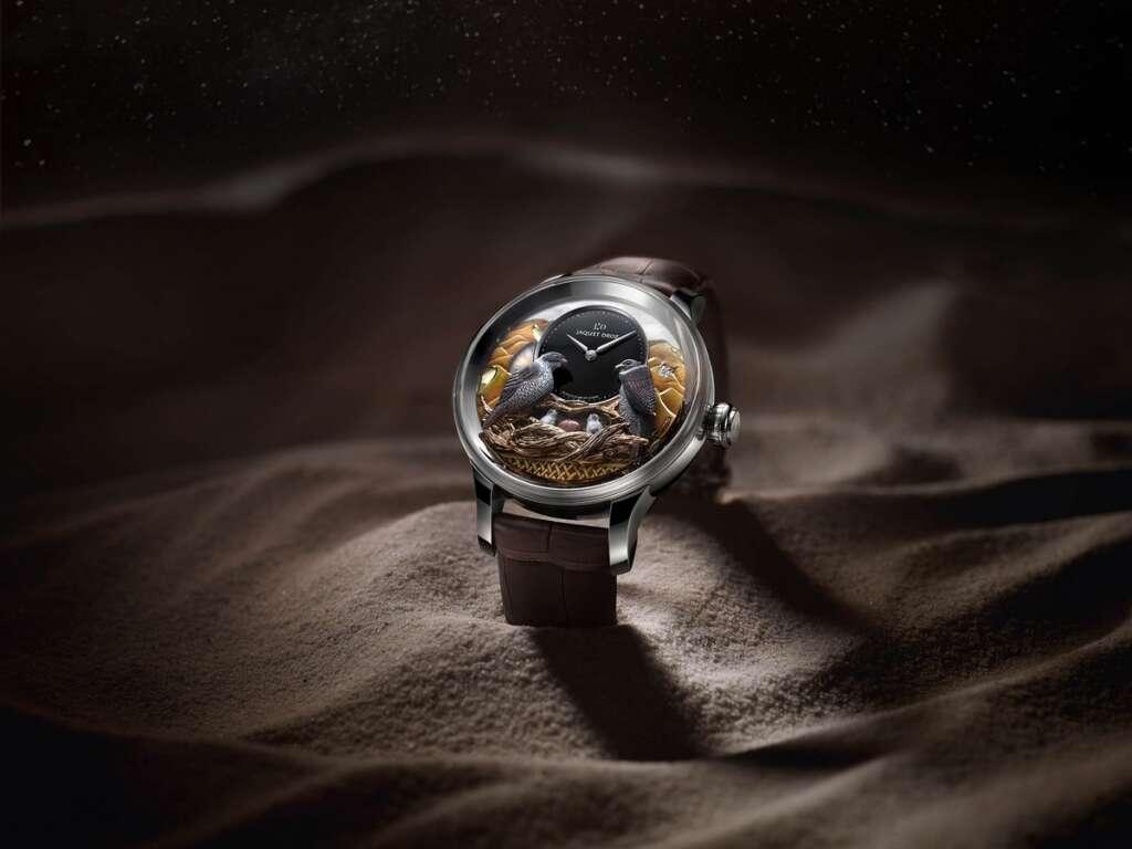 Swiss firm unveils UAE edition watch worth Dh2 million